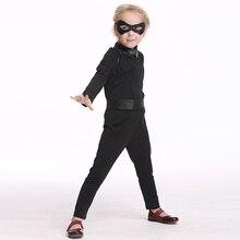 Halloween Masked Superman Girls Kids Superhero Costume Party Supplies Hero Cosplay Ek184