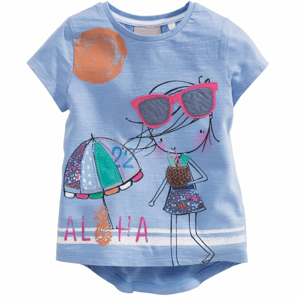 ᗗlittle maven fashion ᗔ girl t shirts top quality