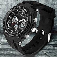 Sport Watch Men Mountaineering Watch Water Resist Swimming Stopwatch Reloj Shakeproof Digital Watch Ski Electronic Reloj Hombre цена
