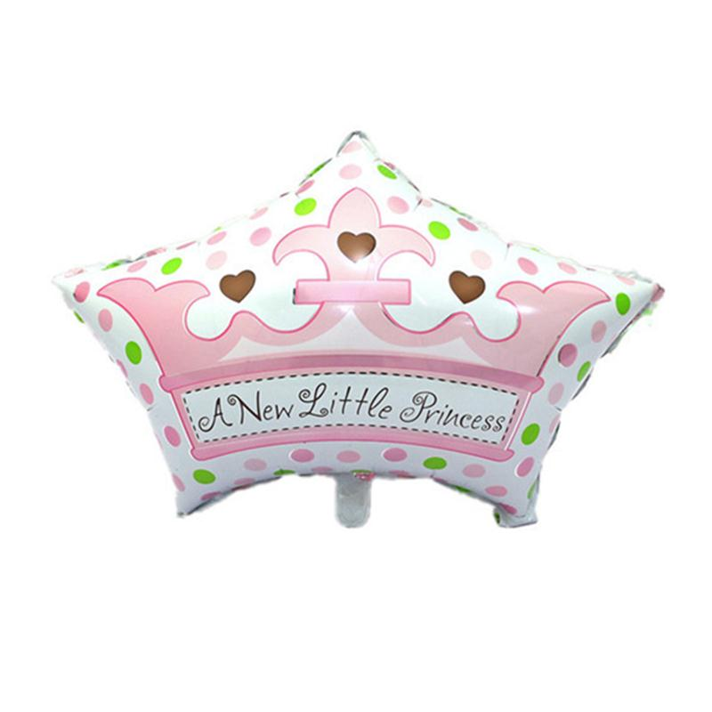 A New Little Princess Foil Balloon Inflatable Birthday Balloon New Year Party We