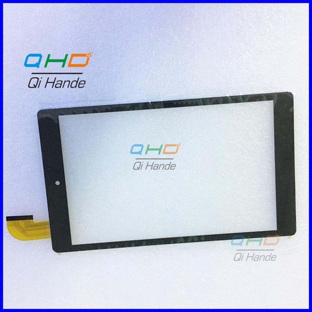 Жаңа Touch Screen Digitizer үшін 8 «archos 80 оттегі сенсорлық панельді ауыстыру LOGO бар Тегін жеткізу