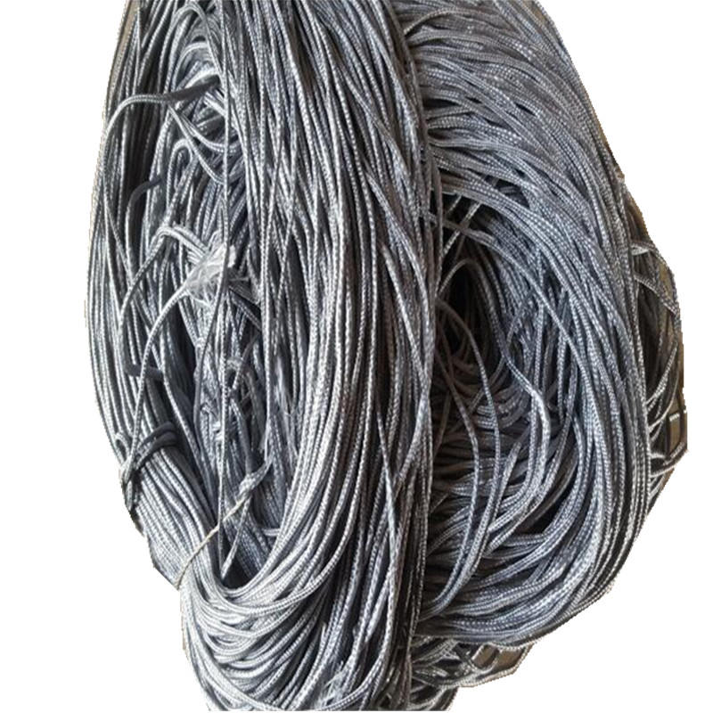 60m rope sinker for fishing network Invisible wrapped net outdoor Accessories tool  Aggravation new style