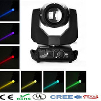 FREE Shipping Pro Touch Screen DMX 512 16CH Stage Light 5R Zoom 200W Beam Moving Head