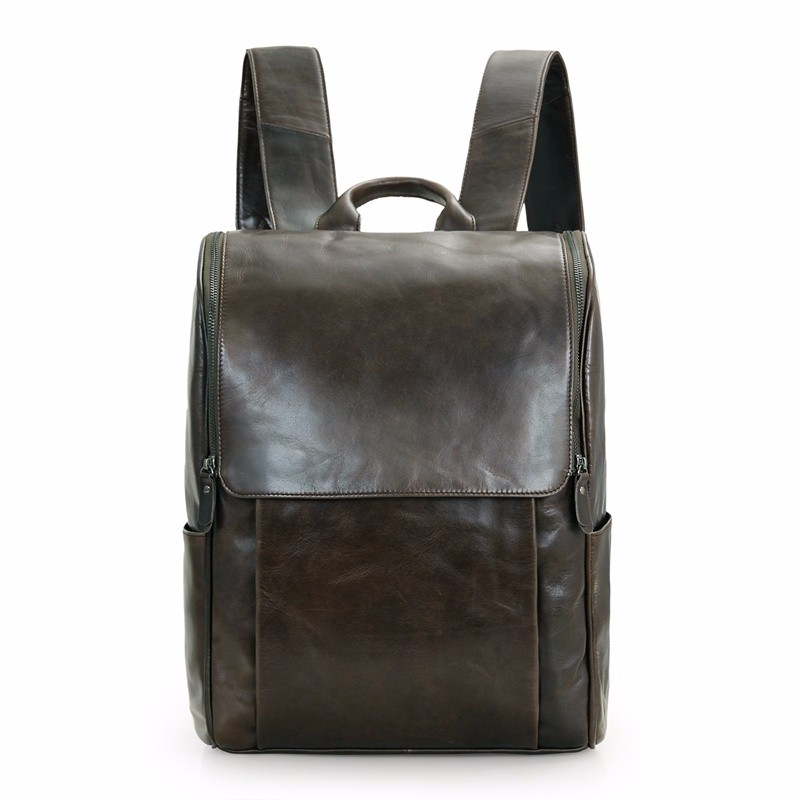 leather knapsack boy (1)