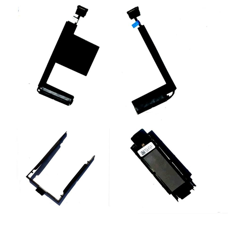Nouveau SSD HDD Disque Dur Disque L + R Câble Caddy Plateau pour Lenovo ThinkPad P50