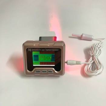 New household laser therapy instrument to treat hypertension,diabetes,rhinitis,cholesterol,erebral thrombosis Cure Diabetes