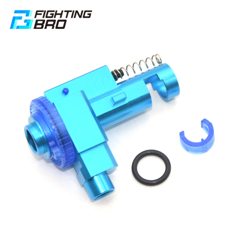 Fighting Bro Hop Up Chamber CNC M4 For AEG Airsoft Air Guns Paintball Accessories Hunting Outdoor Sports
