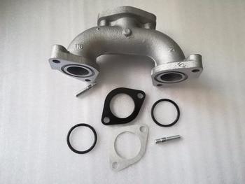 Motorcycle Carburetor Adaptor Connector Carburetor Intake Manifold For Honda CBT125 CM125 250 1Set Мотоцикл