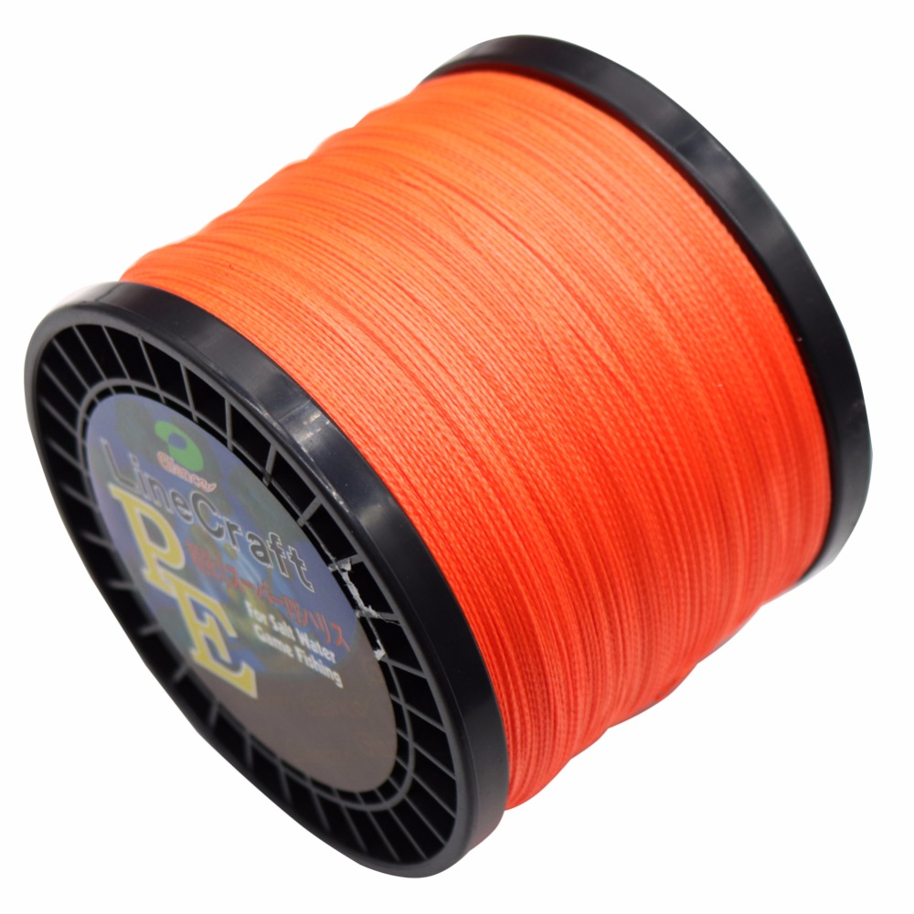 ≧Braided Fishing Line 1000m Super Strong PE Japanese Multifilament ...