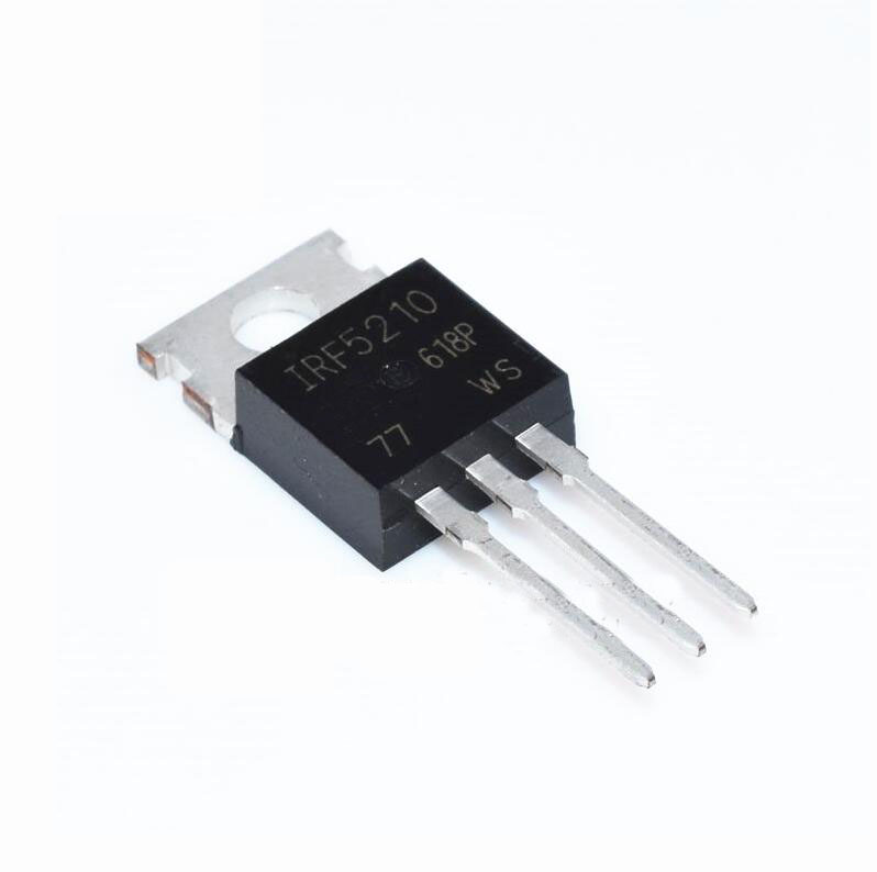 10pcs IRF5210 TO-220 IRF5210PBF TO220  MOSFET P-CH 100V 40A