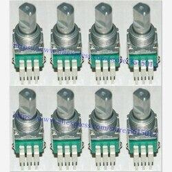 10 unids/lote DCS1091 interruptor giratorio para embellecedor de potenciómetro para PIONEER DJM400 DJM 400