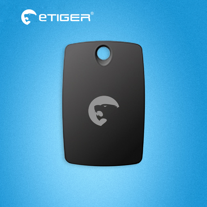 Etiger RFID tag ES-T1A wireless alarm access disarm reading card Disram For S4 S3B 1000pcs long range rfid plastic seal tag alien h3 used for waste bin management and gas jar management