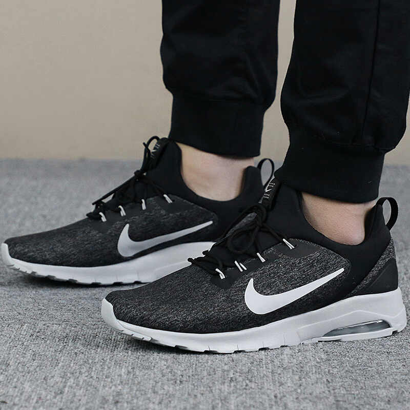 detailed look 600ef 7c017 Original New Arrival 2018 NIKE Air Max Motion Racer Shoes Men's Running  Shoes comfortable leisure Jogging Sports Sneakers 916771