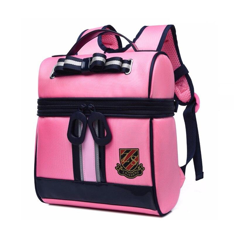 bags pupils ridge burden Shoulder Bag Girls backpack Student backpack