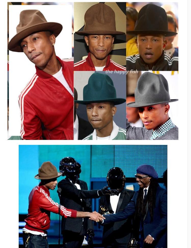 Men Fedora Hat (2)