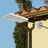 2016New Solar Powered Panel 18 LED Street Light Solar Sensor Light Outdoor Garden Path Spot Light Wall Emergency Lamp Luminaria