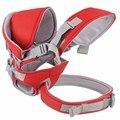 2-48 Meses Um ombro Carry Frente Portador de Bebê Abraço de Ombro Único Estilingue Do Bebê 100% Algodão Estilingue Do Bebê Cangurus envoltório Do Bebê