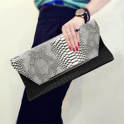 ФОТО 2017 Luxury Women Leather Handbags Women Bag Clutch Bag High Quality  Ladies Hand Bags Handbags ladies evening packs new fashion