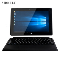 AIBOULLY 10.1 inch Tablet Windows 10 & Android 5.1 OS Cherry Trail Z8350 Quad Core 4G RAM 64G Windows Tablet pc with HDMI 9.7''