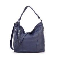 Women Shoulder Bags Female Luxury Hobo Ladies Tassel Handbags Top Handle Bags For Girls Tote Bags