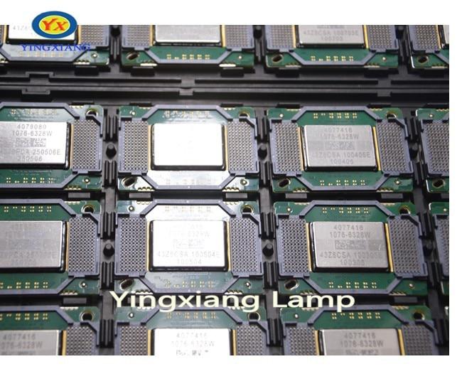 Projector DMD Chip 1076-6318W 1076-6319W 1076-6328W 1076-6329W 1076-632AW 1076-631AW Big DMD Chip For Many Projectors