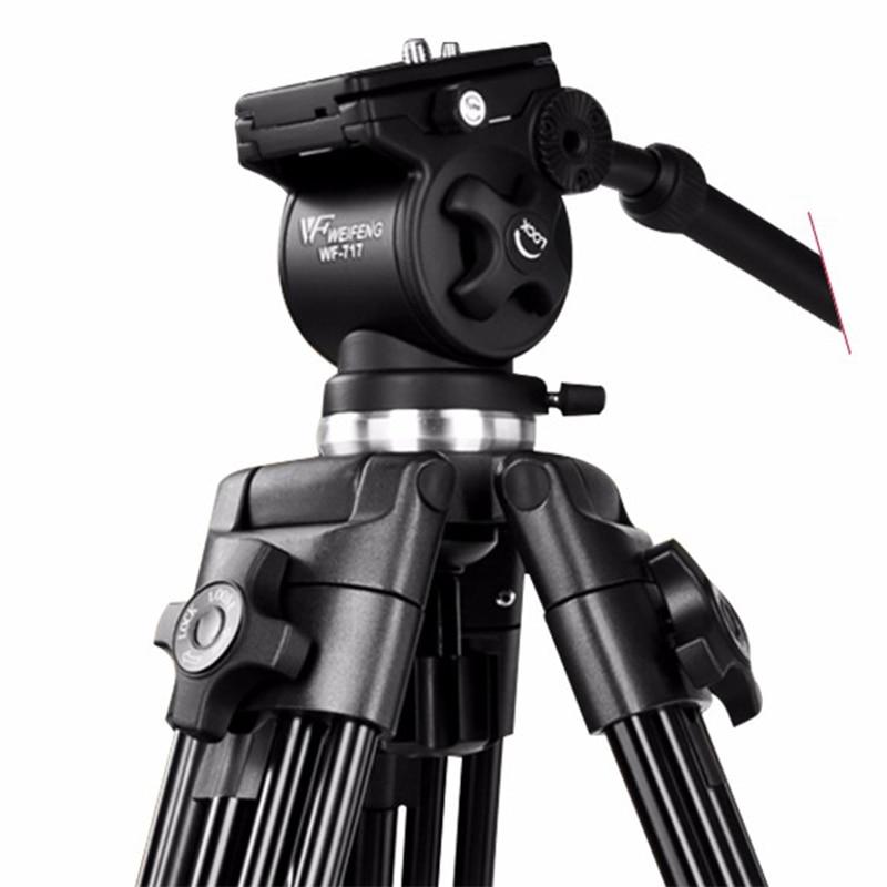 Tronožac za kameru WF - 717 1.3m Tronožac Profesionalni Prijenosni - Kamera i foto - Foto 6