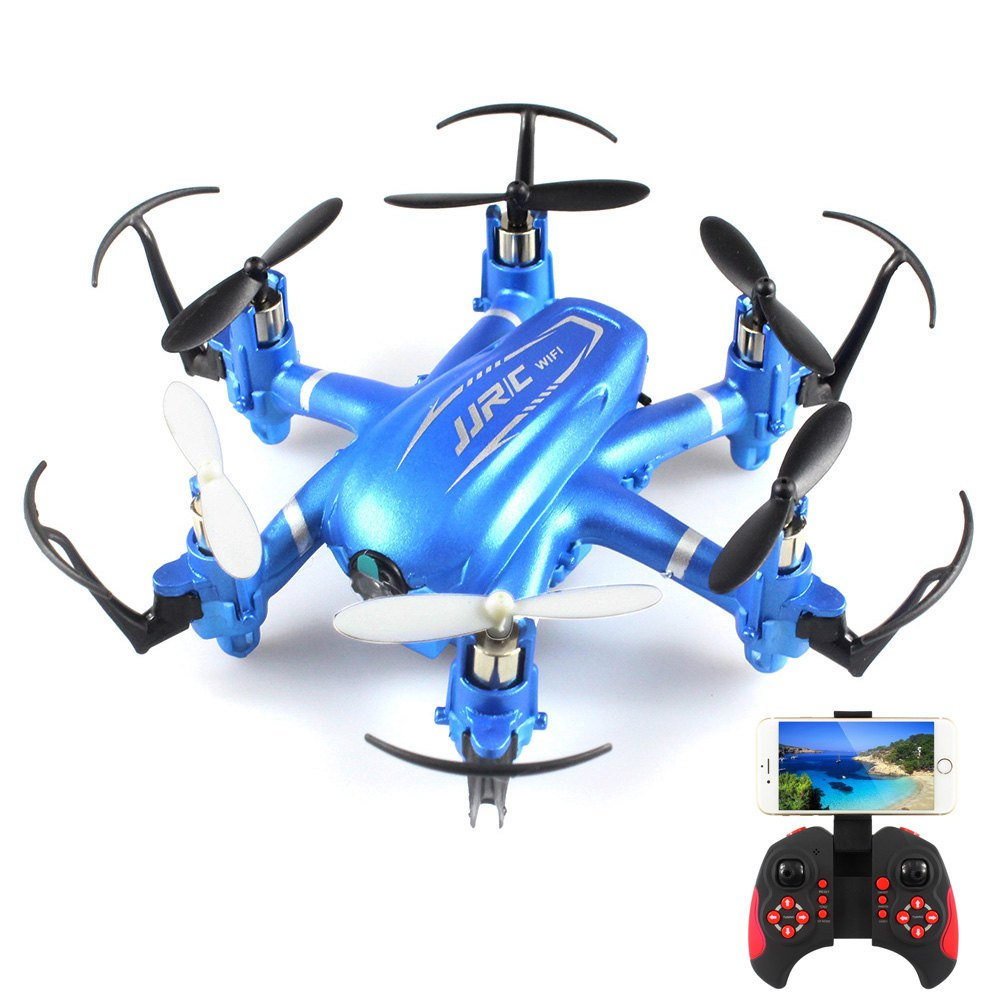 JJRC H20W RC Quadcopters HD 2MP Camera WIFI FPV 2.4GHz 4 Channel 6 Axis Gyro RC Professional Hexacopter Hot Sale headless mode jjrc h20w hd 2mp camera drone wifi fpv 2 4ghz 4 channel 6 axis gyro rc hexacopter remote control toys nano copters