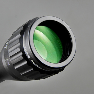 Image 5 - LEAPERS 3 9X40 Riflescope Tactical Optical Rifle Scope Red Green And Blue Dot Sight Illuminated Retical Sight For Hunting Scope