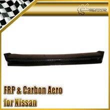 Углеродного Волокна Передняя Решетка Для Nissan Skyline R32 GTR OEM BNR32 Автомобильные Аксессуары Стайлинга Автомобилей