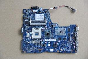 Image 1 - K000104390 Per Toshiba Satellite A660 A665 scheda madre Del Computer Portatile NWQAA LA 6062P con N11P GE1 A3 GPU Onboard HM55 DDR3 completamente provato