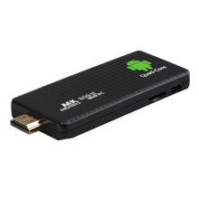 MK809 III Android 5,1 ТВ ключ RK3229 четырехъядерный 2 Гб 16 Гб 4 к 3D AirPlay Miracast DLNA H.265 WiFi умный медиаплеер