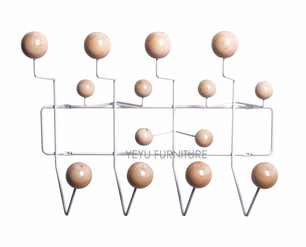 popular ball coat rackbuy cheap ball coat rack lots from china  - single color or multi color ball and steel wire hang it all rack coat rackhook