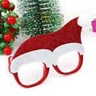 600pcs Kerst Decoraties Voor Home Decor Nieuwe Jaar Bril Voor Kinderen Kerstman Herten Sneeuwpop Kerst Ornamenten Willekeurige - 2