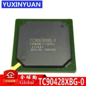 Image 2 - 2 Chiếc Mới TC90428XBG 0 TC90428XBG O LCD TC90428XBG TC90428 TC90428XBG 0 BGA Còn Hàng