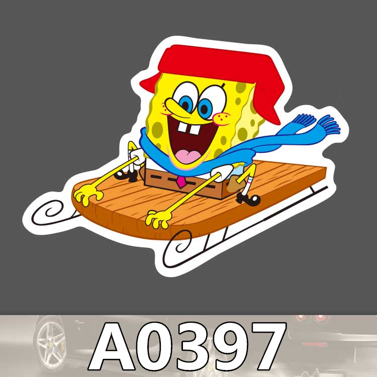 Buy Spongebob Car Decal And Get Free Shipping On AliExpresscom - Spongebob decals for cars