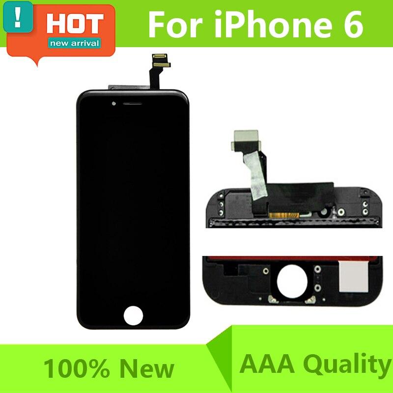 imágenes para Digitalizador Pantalla LCD Para el iphone 6 6 s 6 Más 6 s Plus Touch pantalla Completa Para el iphone 6 Más LCD Herramientas Gratuitas + Envío Gratuito