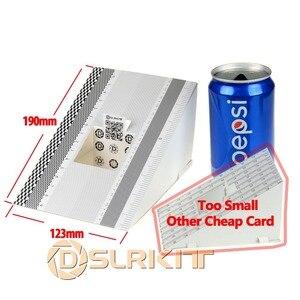 Image 2 - Herramienta de concentración de lentes de tarjeta plegable, alineación de calibración AF, Micro Tabla de reglas de ajuste