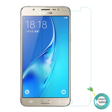 2pcs Screen Protectors For Glass Samsung Galaxy J7 2016 for Samsung Galaxy J7 2016 Tempered Glass For Samsung J7 2016 J710 Film все цены