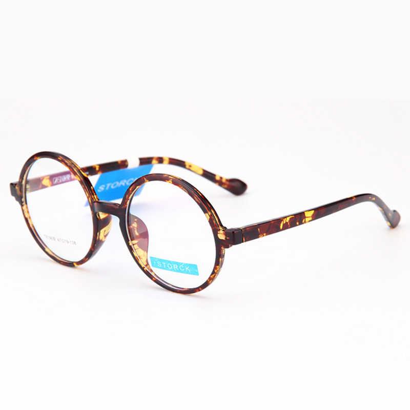 d285514c98030 ... Round Vintage Eyeglasses Frame Women Men Optical Eye Glasses Spectacle  Frame For Women s Clear Lens Female