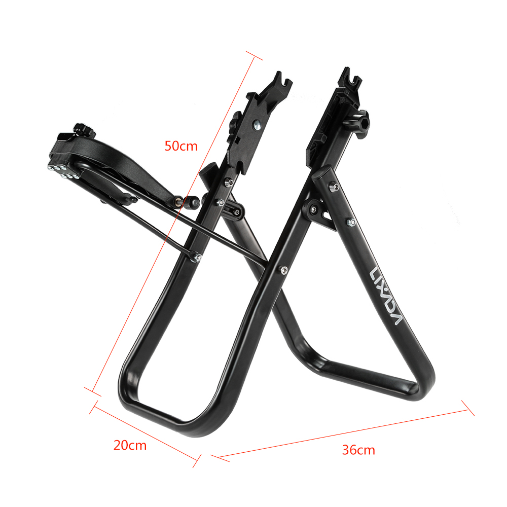 "16/"" to 29/"" Bicycle Wheel Truing Stand Rack Bike Wheel Maintenance Support Repair"