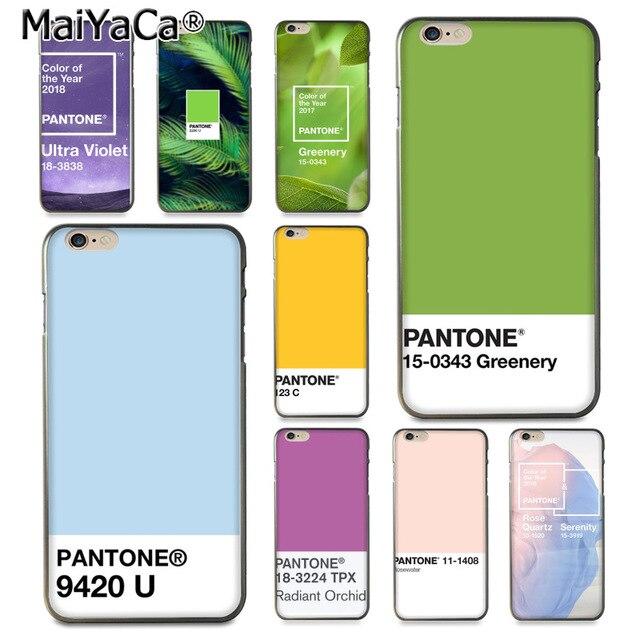 pantone coque iphone 8