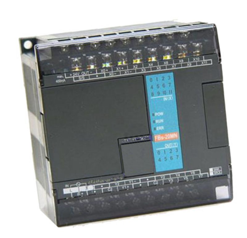 New Original FBs-20MNR2-AC PLC AC220V 10 DI 6 DO relay Main Unit new and original fbs cb22 fbs cb25 fatek communication board