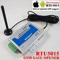 Sistema de Alarme GSM GSM Portão Opener, sistema de bloqueio eletrônico de controle de acesso, GSM Portão Opener