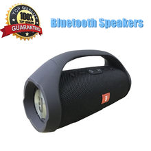 Wireless Bluetooth Speaker Stereo Portable Boom Box Outdoor sports bass Column Subwoofer Sound Box with FM Radio TF Mp3 Player(China)