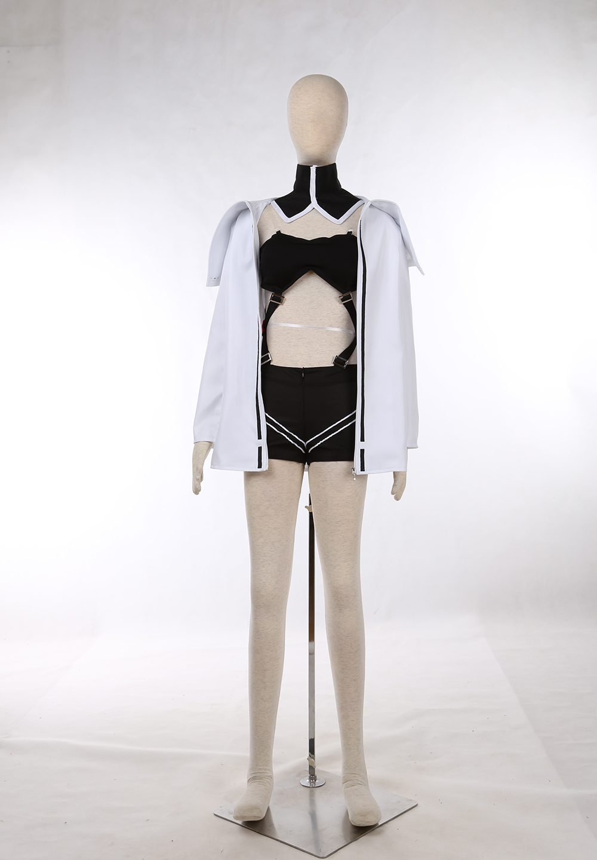 Full set Azur Lane cosplay costume Ayanami costume Custom Made any size