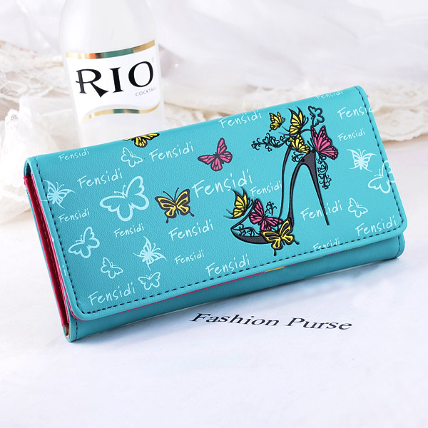 6 Colors Fashion Women Wallets Cards ID Holder PU Leather Lady Handbags Moneybags Long Coin Purse Flower Woman Wallet Burse Bags luxary women wallets lady purses cards id holder handbags moneybags long coin purse good quality female casual fold wallet bags