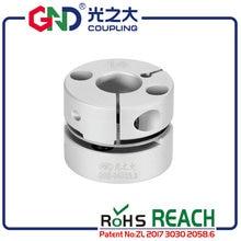 Муфта gnd из алюминиевого сплава cnc d28mm l215 mm одинарная