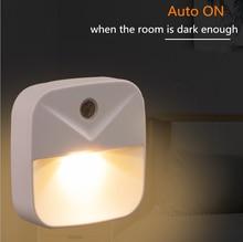 4 pcs LED Night Light with PIR Motion Sensor  Cabinet Drawer Light Closet Cabinet Lamp Night LED Light Warm White Closet Light tw l08 white night light
