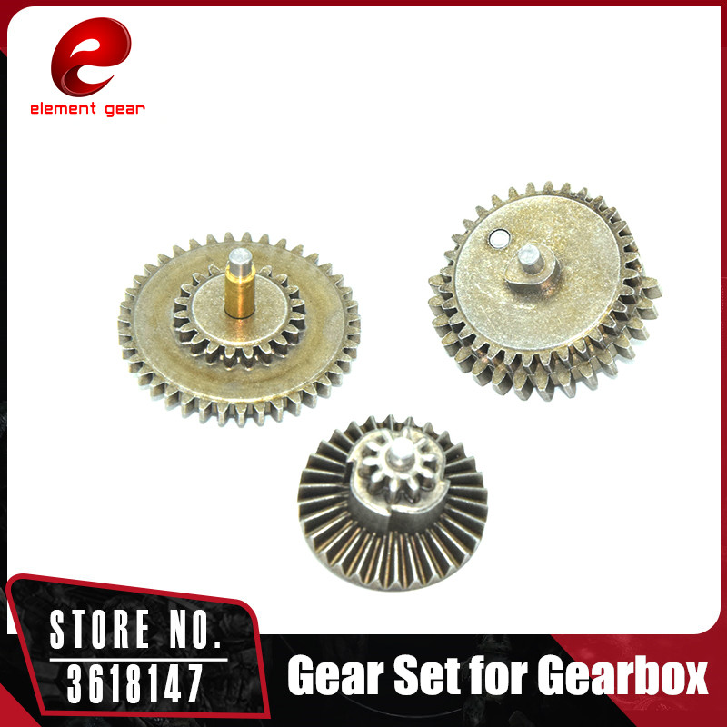 Element Gear Set For Airsoft M4/AK/MP5/G36 AEG Gear Box Hunting Accessories GB0901