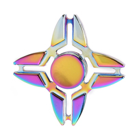Rotation Time Long Hand Spinner Spinner Fidget Toy Funny EDC Metal Fidget Spinner for Autism ADD Stress Relief Finger Gyro